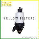 CNH FUEL FILTER ASSEMBLY 87563601