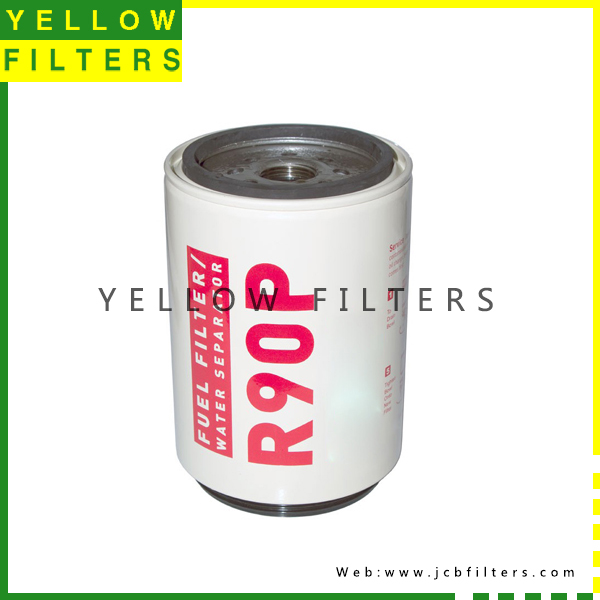 PARKER RACOR FUEL WATER SEPARATOR R90P - YELLOW FILTERS INDUSTRY