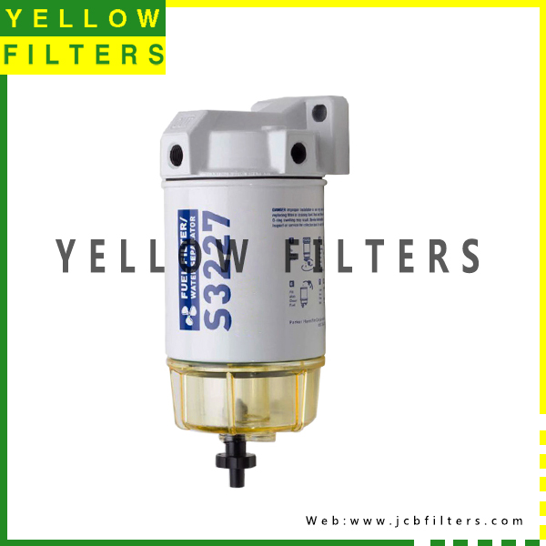RACOR FUEL FILTER ASSEMBLY S3227