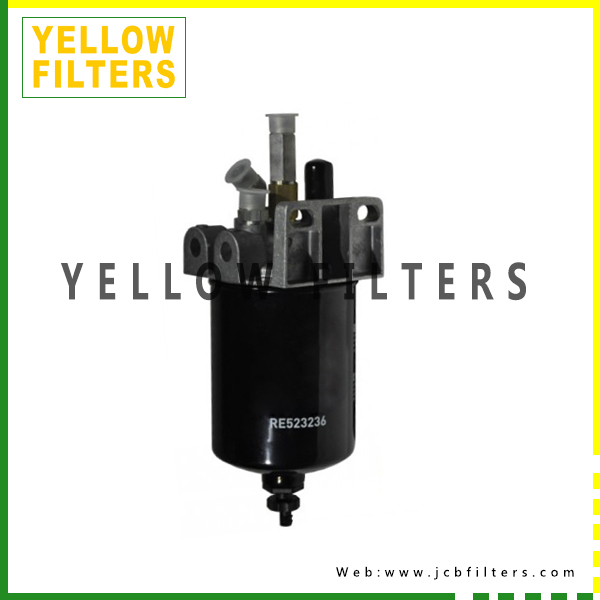 JOIHN DEERE FUEL FILTER ASSEMBLY RE528865