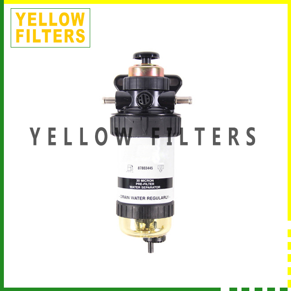 CNH FUEL FILTER ASSEMBLY 87494328
